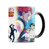 Mug Animé Hunter X Hunter Thermosensible