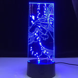 Lampe Led Hunter x Hunter Hisoka