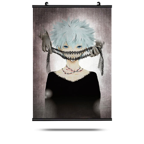 Poster Hunter x Hunter Fan Art Killua | Hxh Store