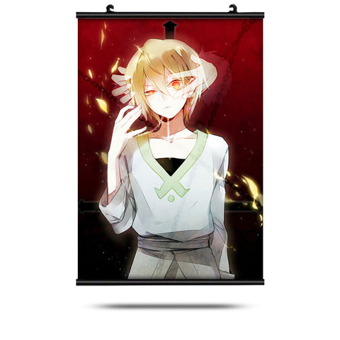 Poster Hunter x Hunter Fan Art Kurapika | Hxh Store