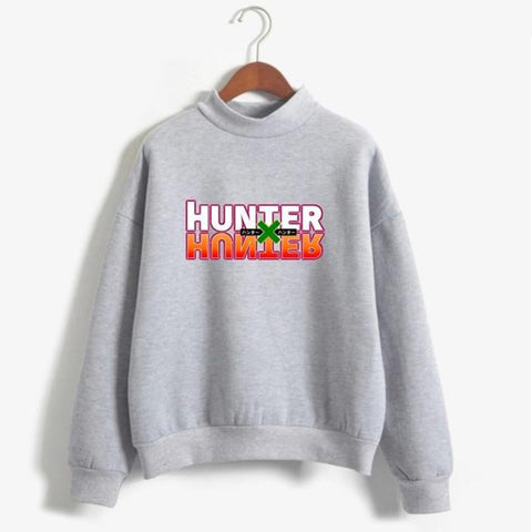 Sweat Hunter x Hunter <br> Logo - Gris