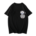 t shirt petit chat killua