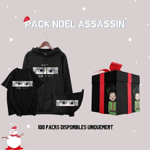 PACK NOËL ASSASSIN