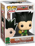 Funko Pop Hunter x Hunter Gon Freecs