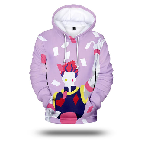 Sweat Hunter x Hunter Hisoka