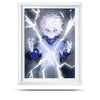 Poster Hunter x Hunter <br> Killua