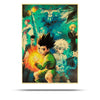 Poster Hunter x Hunter <br> Design de Nen