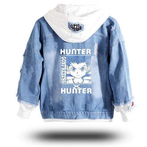 Veste Hunter-x-Hunter