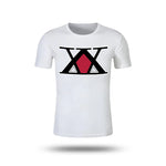 T-Shirt Hunter x Hunter <br> Logo Rouge