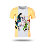 T-Shirt Hunter x Hunter <br> Illumi Fan Art