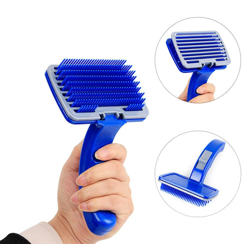 Pet Hair Remover Brush - Gopetsgrooming.com