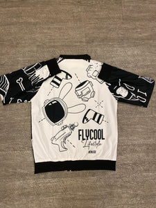 FlyCool Club Bomber Jacket