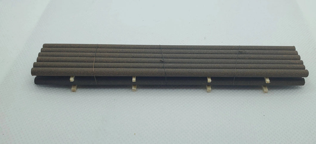 11205 Double Stack Pipe Load HO Scale