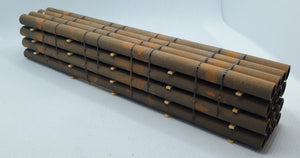 11546 Stack of Piping Rusted HO Scale