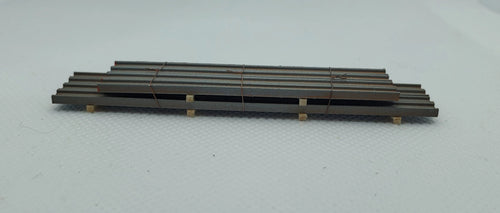 13425 Steel I-beams N Scale