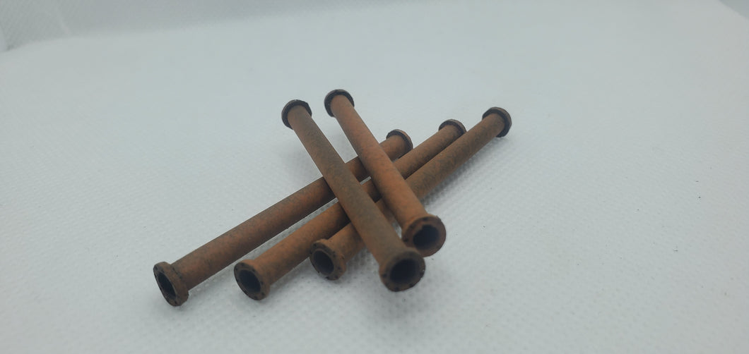 13410 Loose Rusty Pipes N Scale