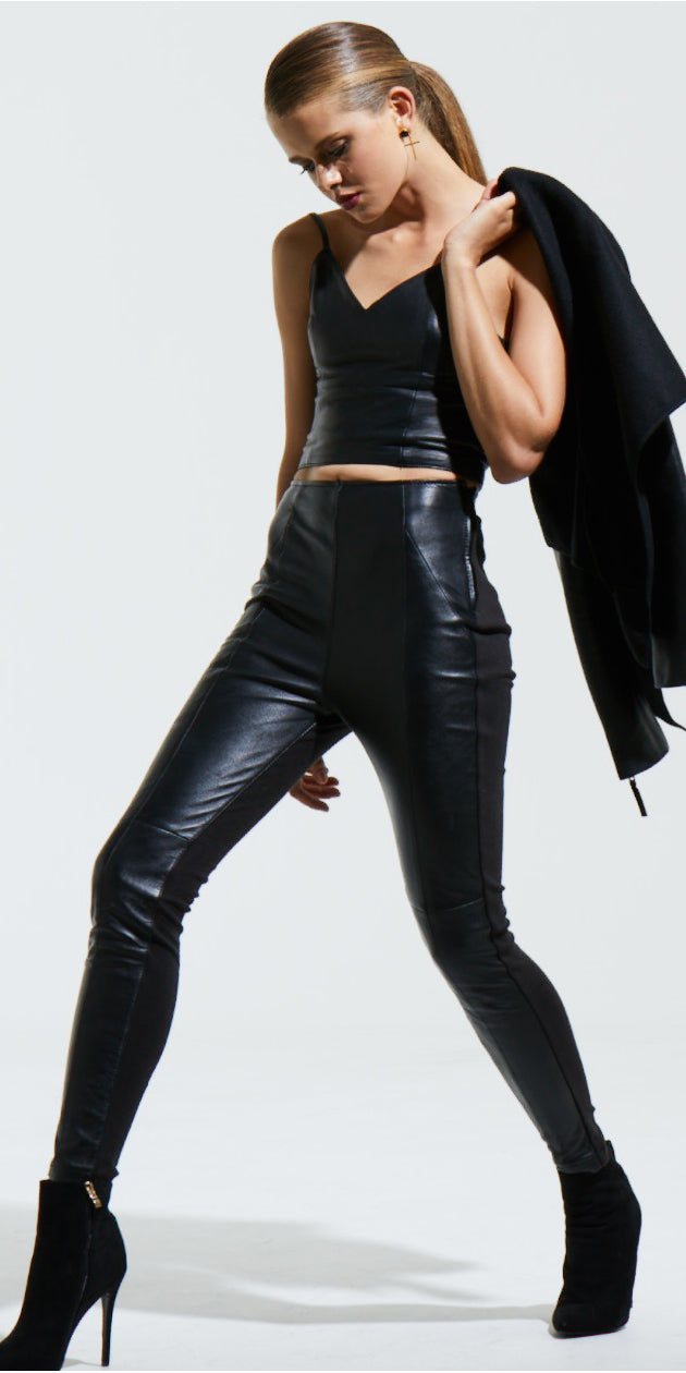 D A L L A S   Leather Pants