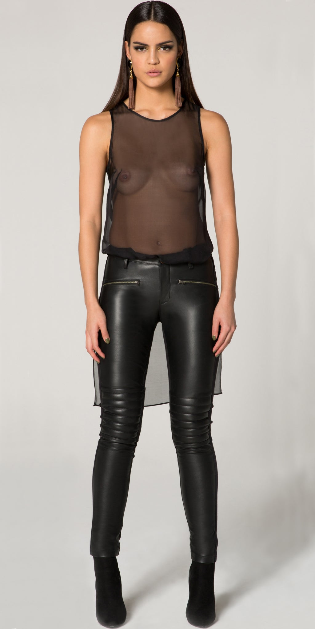 P H O E N I X  Leather Pants