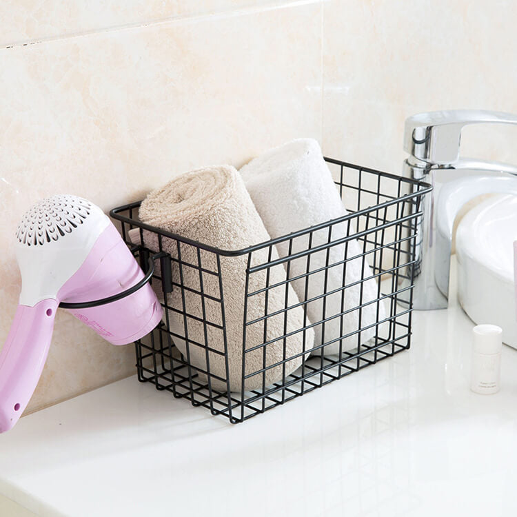 Bathroom Counter Organization Rack