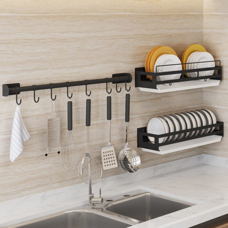 Kitchen Utensils Holder (Countertop Organization)