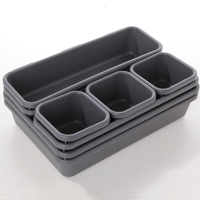 Interlocking Drawer Bins (8pcs)