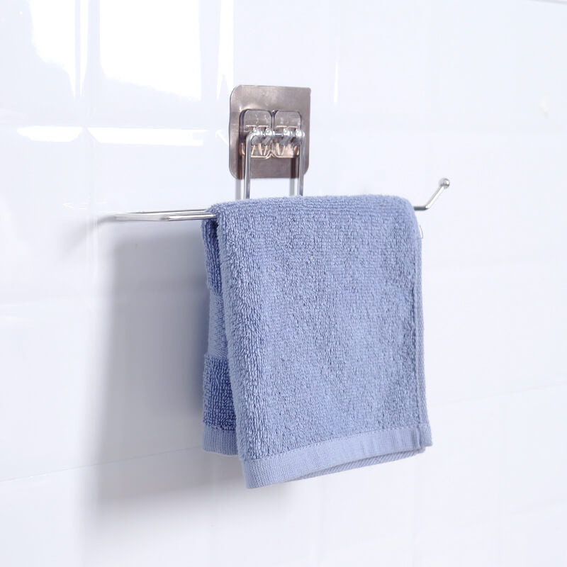 Drill Free Towel & Paper Towel Holder