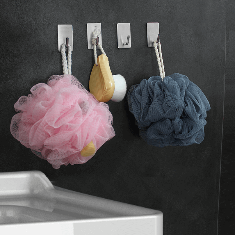 Self Adhesive Bathroom Hooks