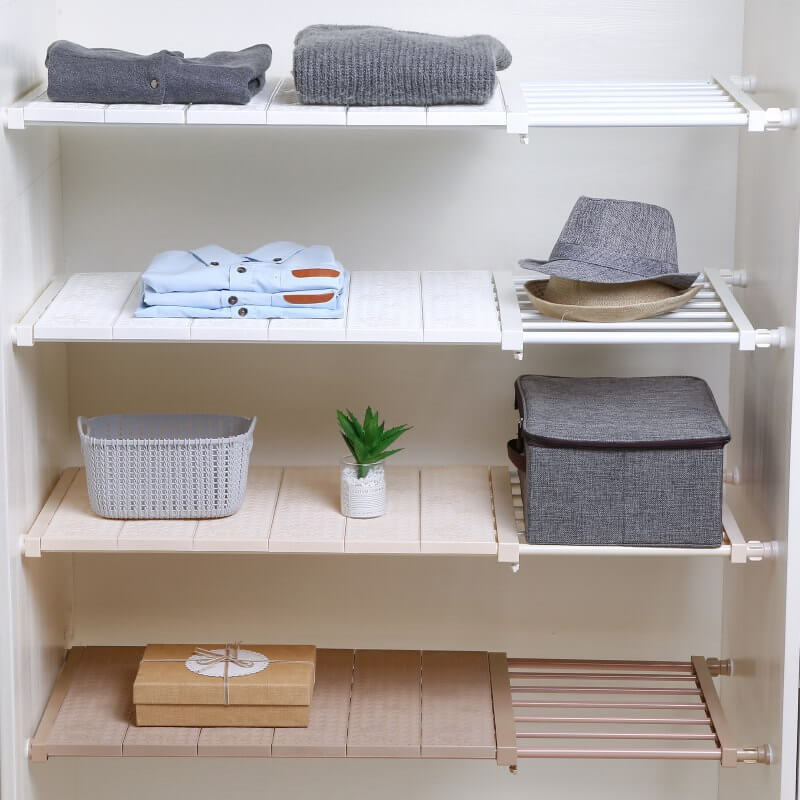 Extendable Organization Shelf