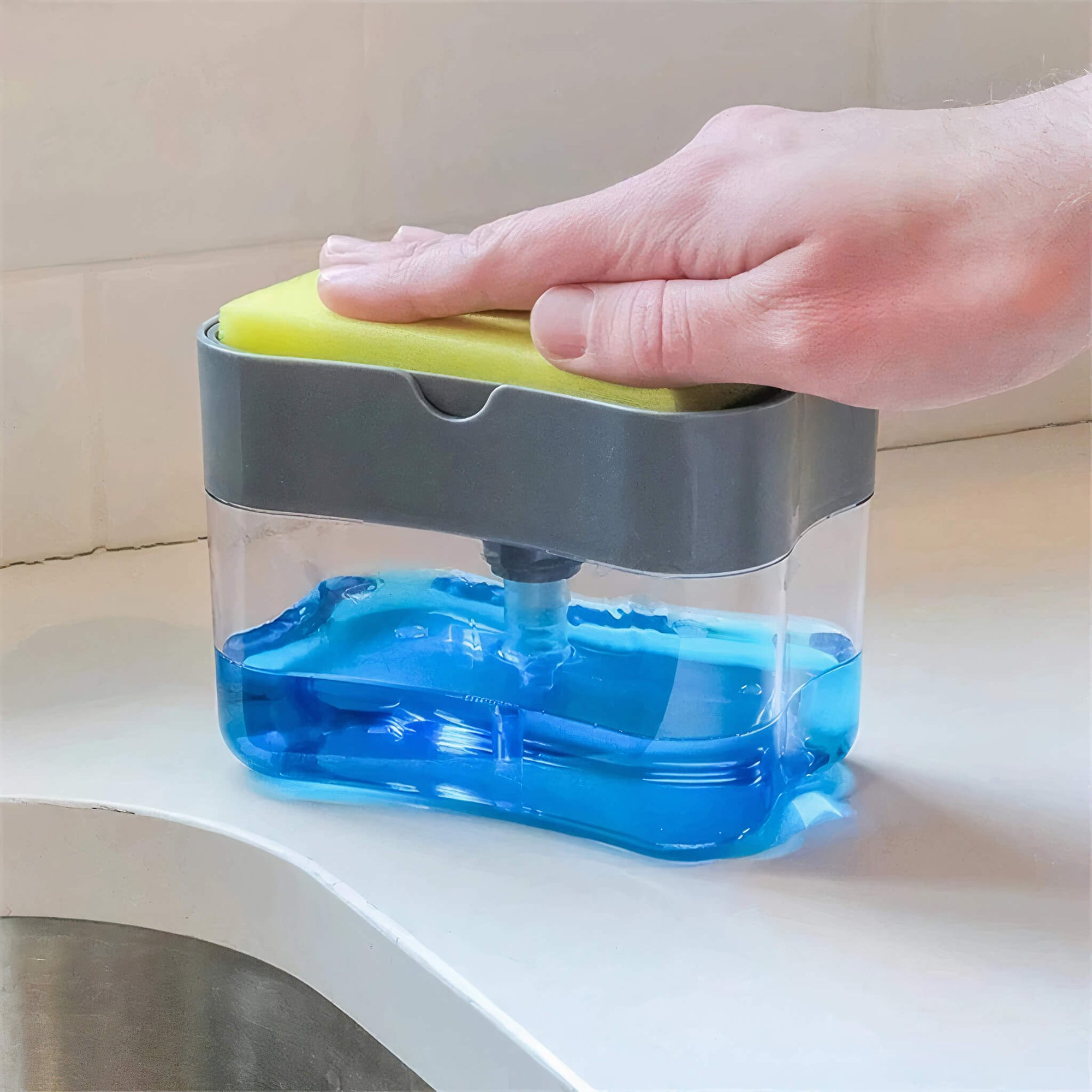 2 in 1 Soap Pump (Buy 2 Free Shipping)