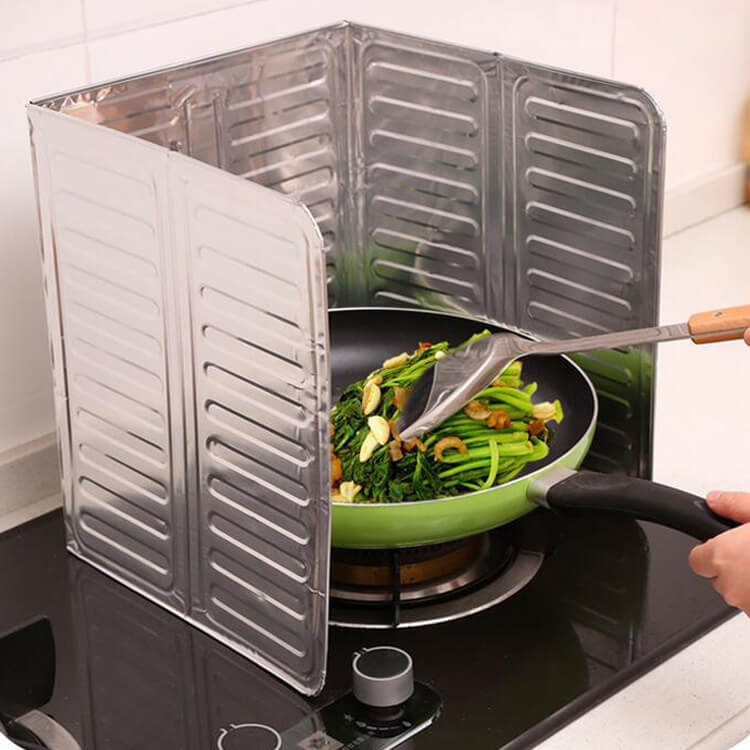Anti Splash Kitchen Baffle