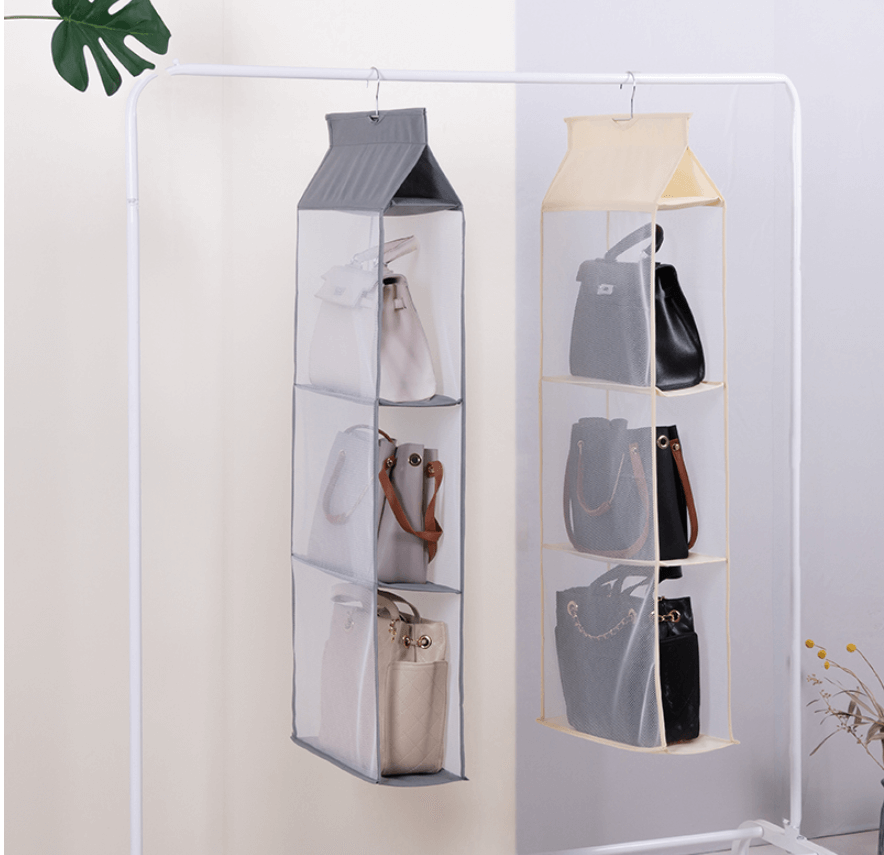 4 Layer Closet Storage Rack