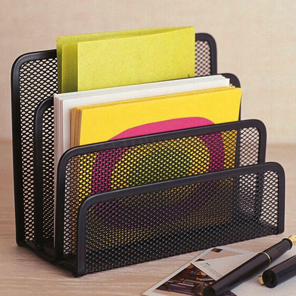 3 Layers Desk Organizer