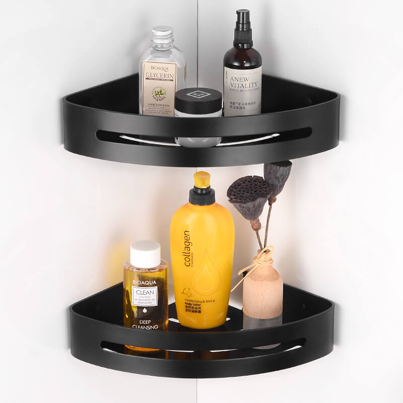 Bathroom Organizer (Drill Free)