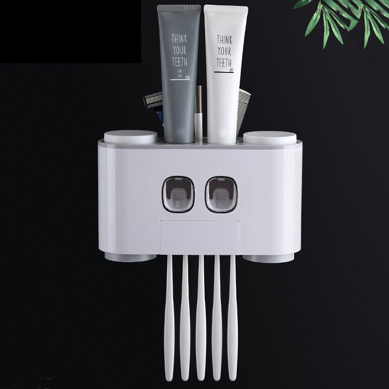 Automatic Wall Mounted Toothpaste Dispenser