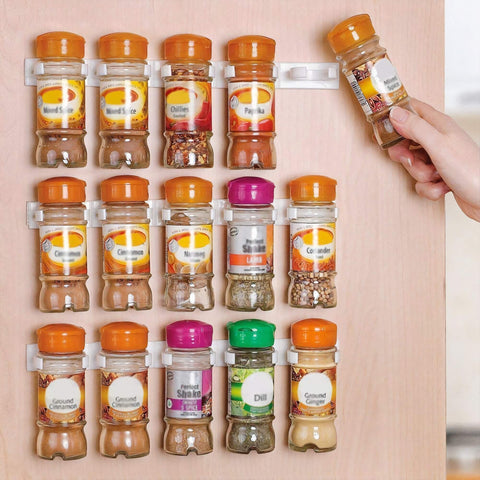 Spice Organizer for Kitchen Cabinets