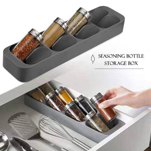 Spice Bottle Organizer