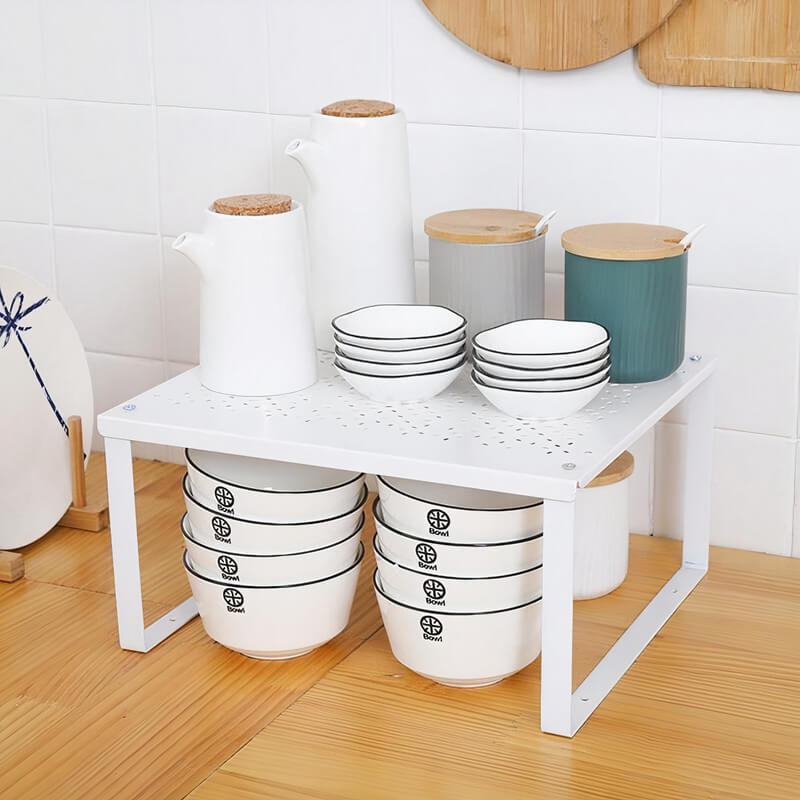 Stackable Riser Shelf