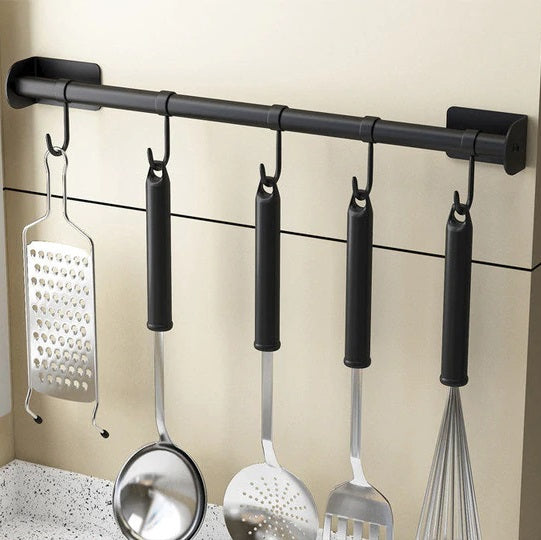 Wall Mounted Utensils Hanger
