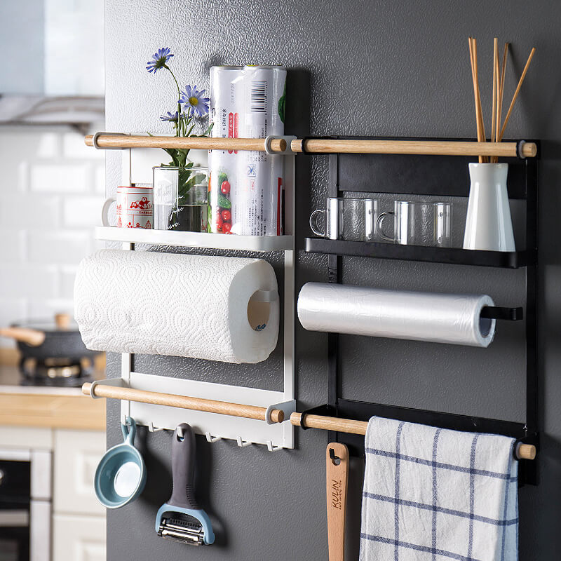 Magnetic Fridge Shelf