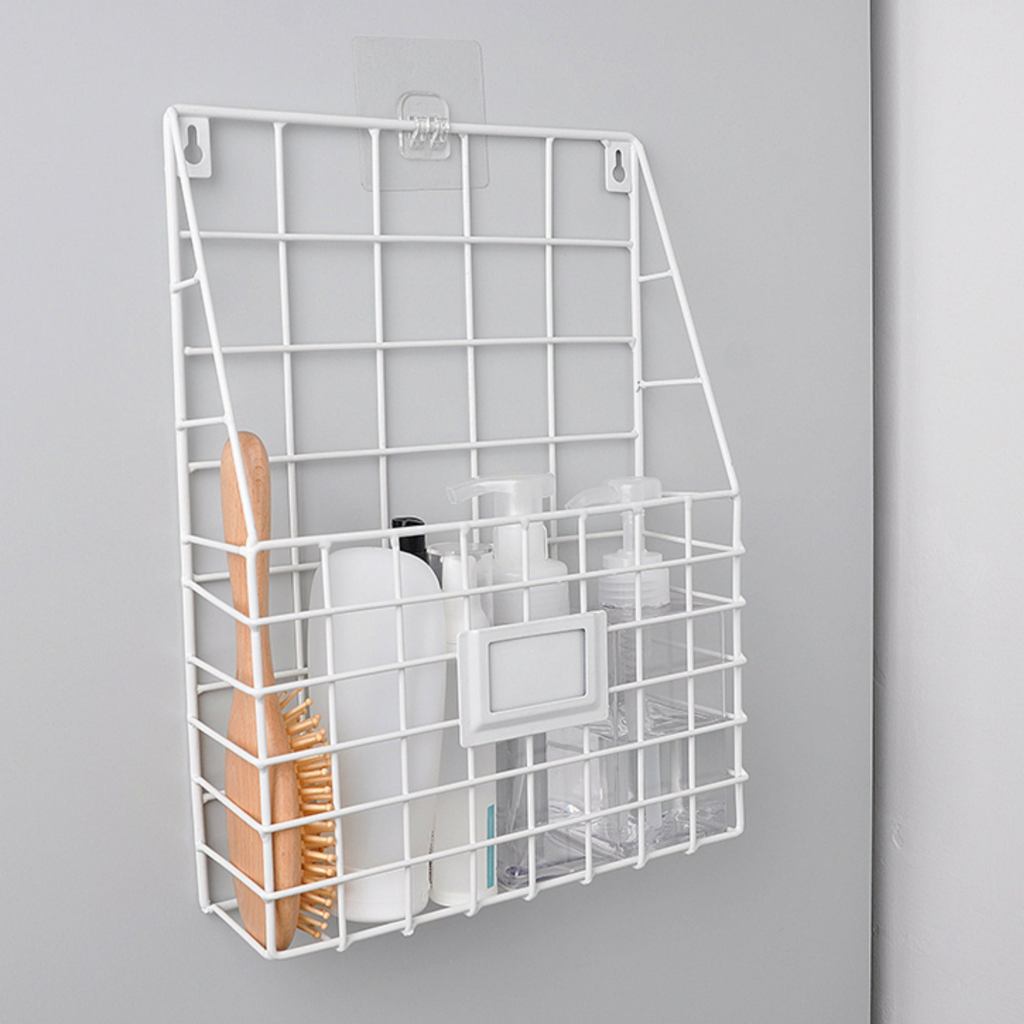 Minimalist Hanging Storage Rack