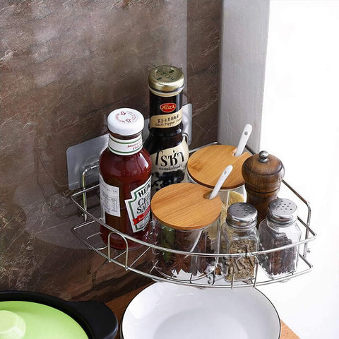 Punch-Free Corner Caddy