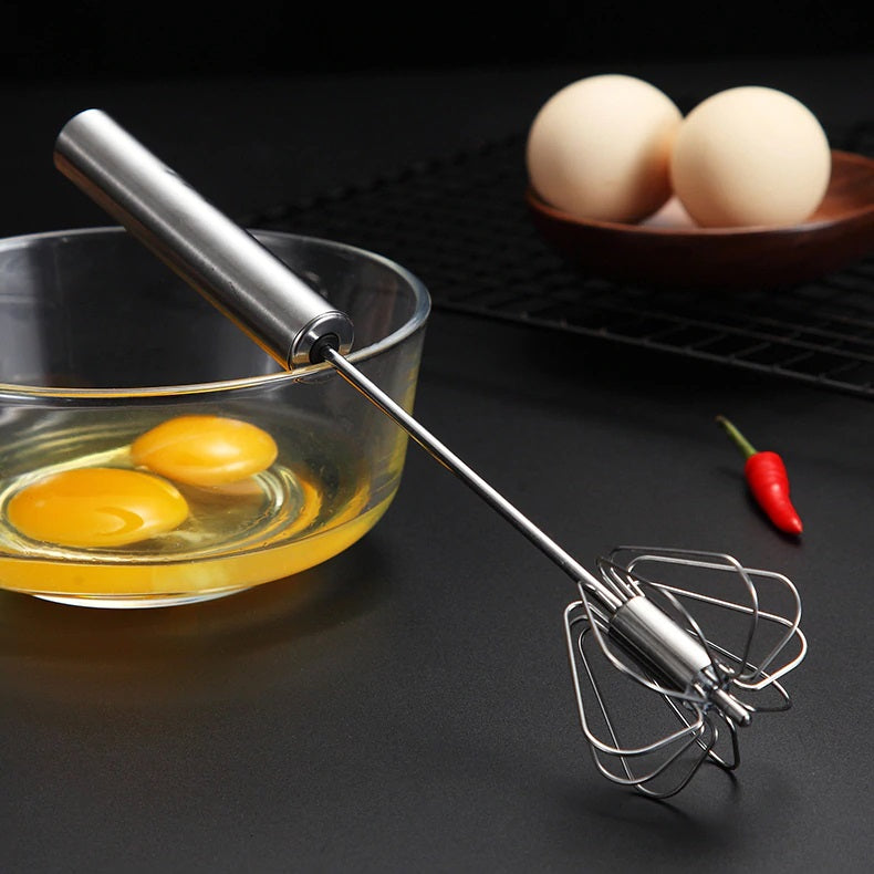 Automatic Egg Beater