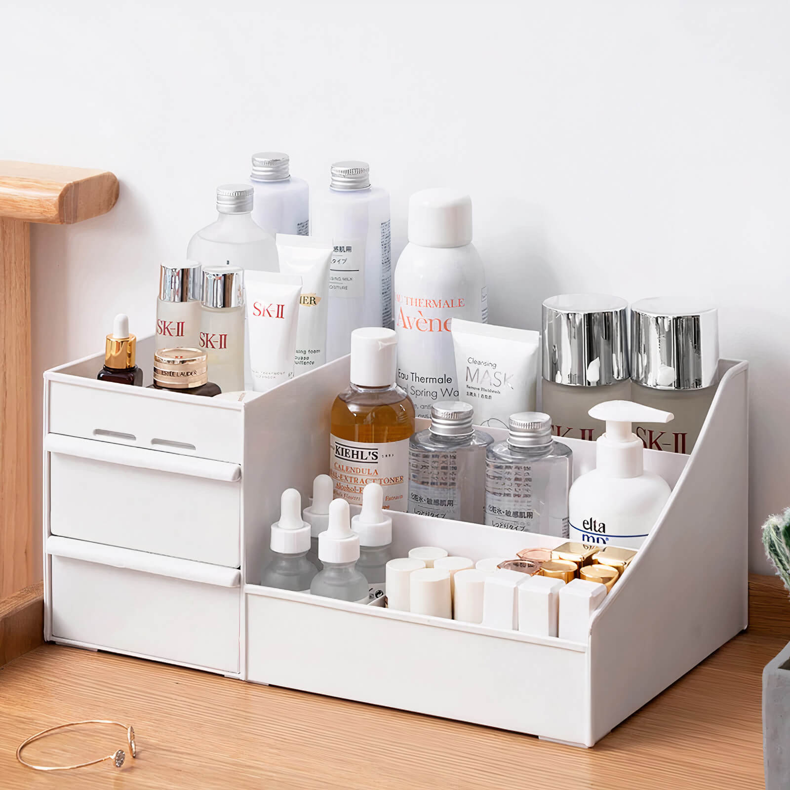 All In One Makeup Organizer