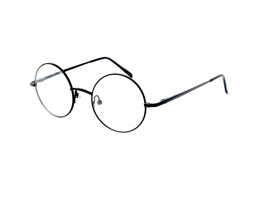 Harry Potter Costume Glasses Dress Up Round Wizard Glasses 1 Pair.