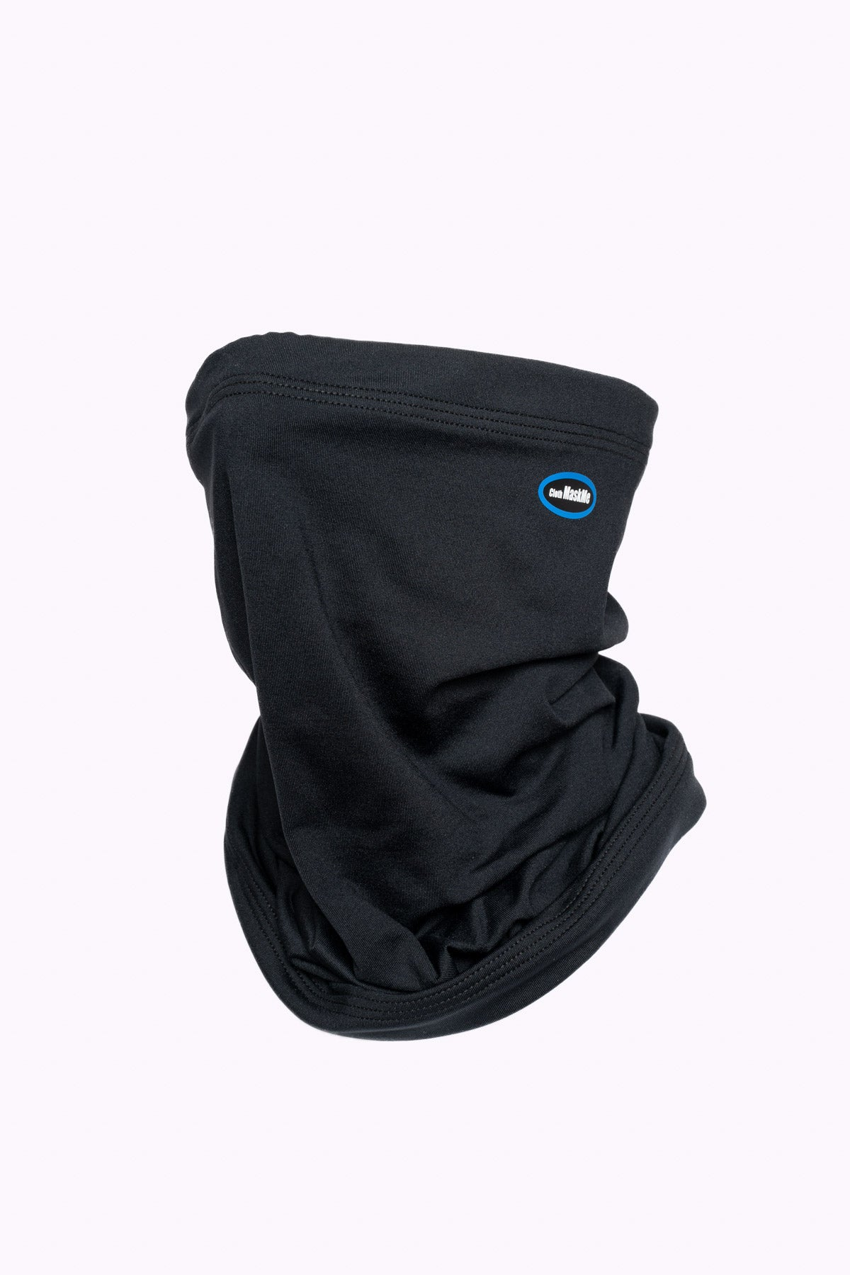 Fitted Black Adjustable Layered Snoods