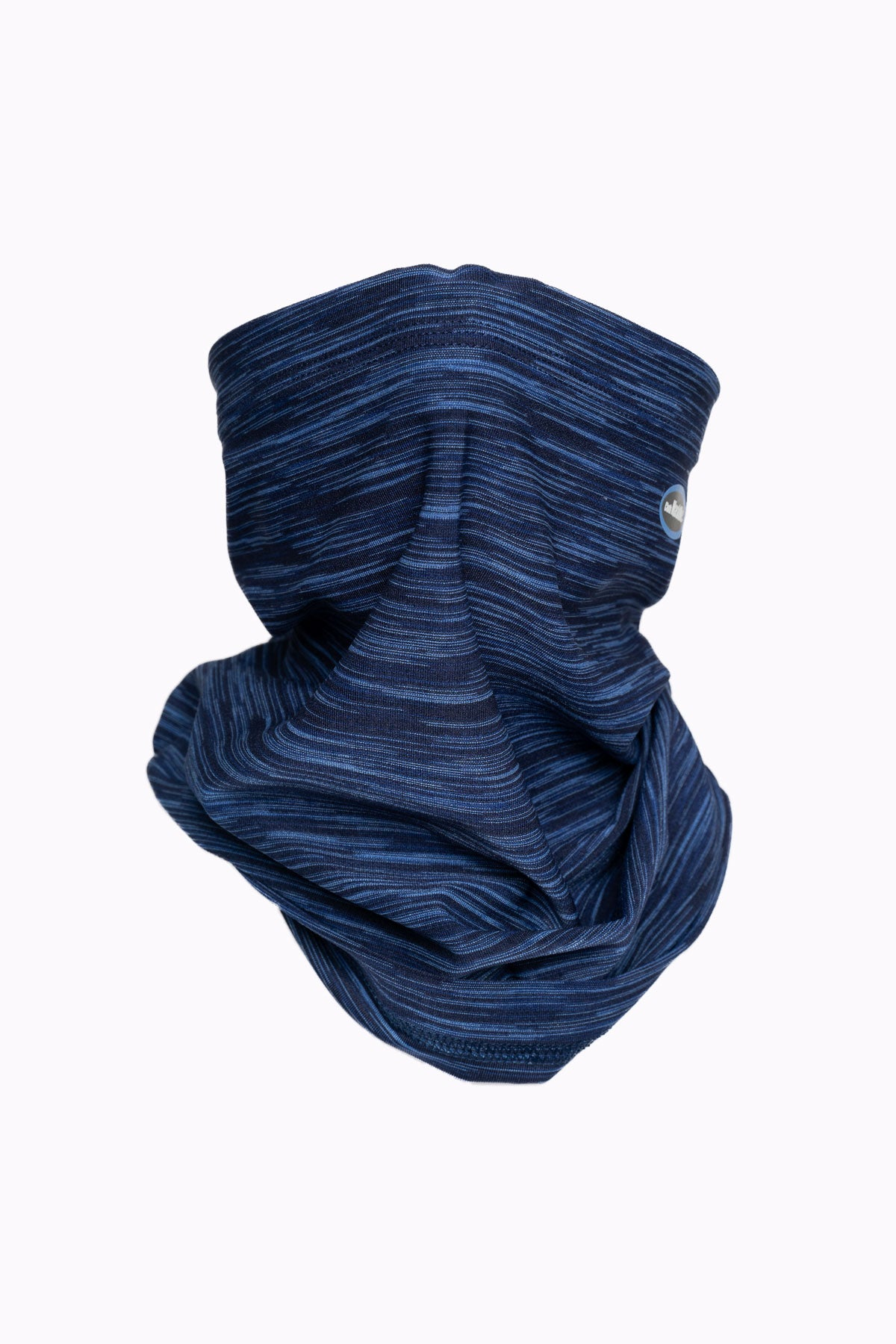 Fitted Blue Space Snoods
