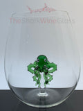 The Stemless Octopus Wine Glass™ Crystal - Featured On Delish.com, HouseBeautiful.com & People.com
