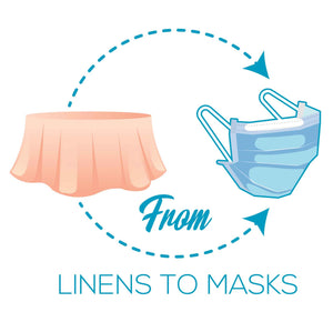 From Linens to Masks