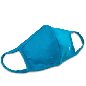 Super Soft Kids Solid Fitted Face Mask