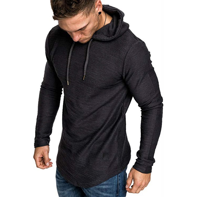 Agility Muscle Fit Hoodie